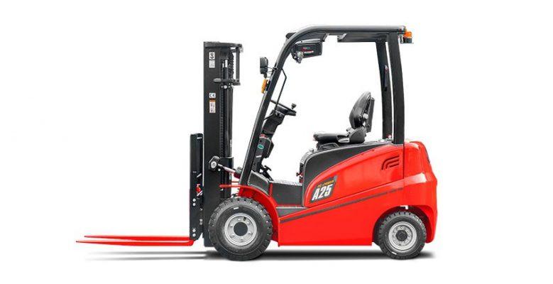 Xe nâng dầu Hangcha 2,5 tấn được nhiều khách hàng lựa chọn