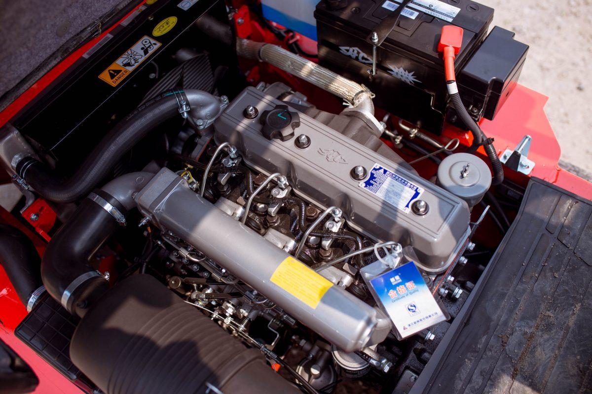 động cơ xinchai xe nâng dầu hangcha