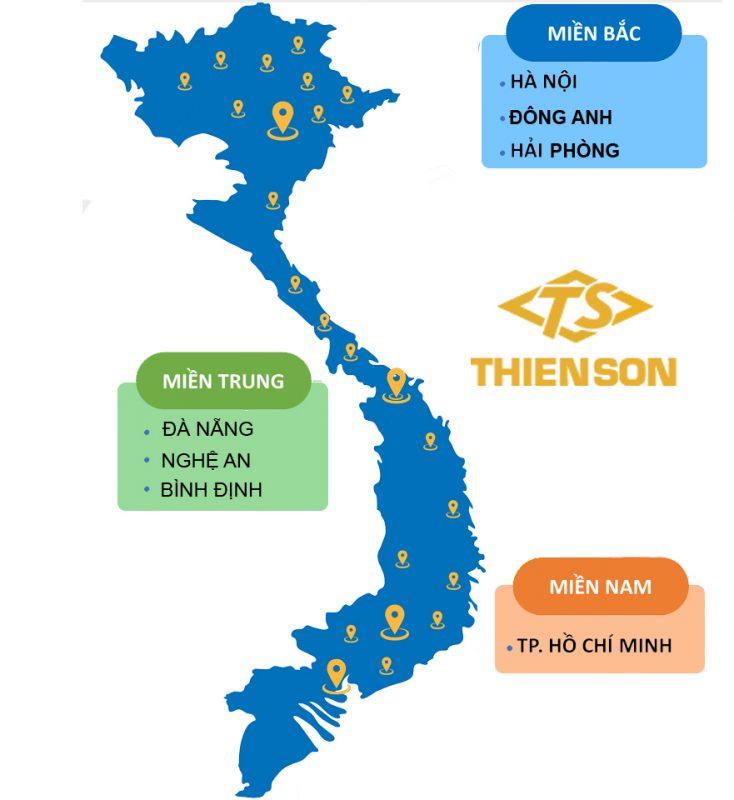 Thiên Sơn là đơn vị chuyên cung cấp xe nâng chất lượng, chính hãng