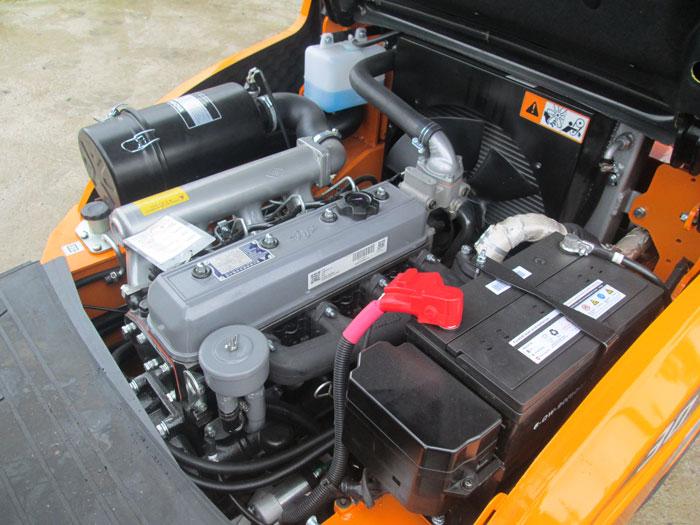 Động cơ xe nâng dầu Hangcha